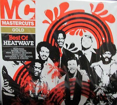 Best Of Heatwave by Heatwave NEW! 2 CD BOX ,BOOGIE NIGHTS ,FUNK, SOUL