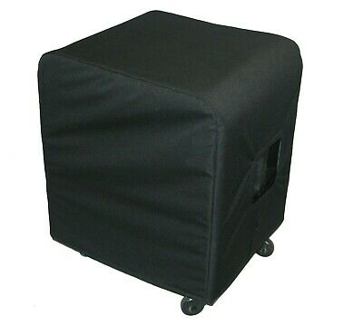 QSC KW 181 Padded Speaker Slip Covers (PAIR) on casters for sale  Canada