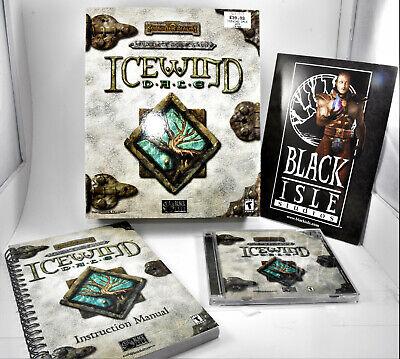 Icewind Dale Best Seller Series (PC, 2003)
