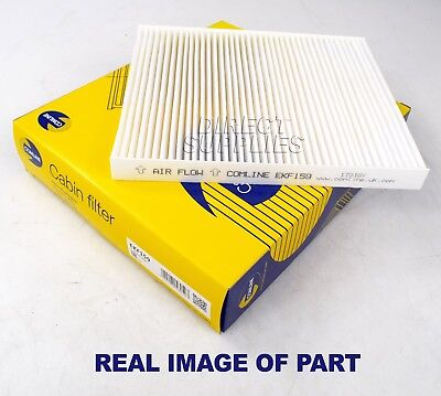 Abarth 500 312 2008-2016 Oem Cabin Filter Non Carbon Pollen Filtration Replace