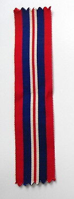 British World War II 1939-45 War Medal Ribbon 6 Inches Original Govt. Issue