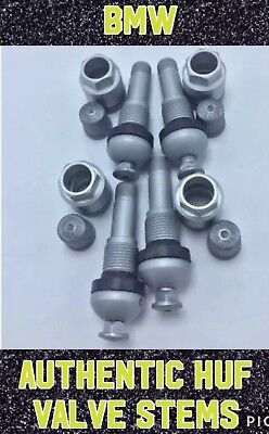 HUF OEM TPMS Valve Stem Set For BMW TPMS 3611095375 E90 M3 E92 M3 E60 M5