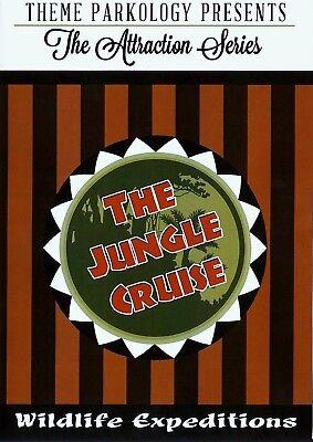 Disneyland Jungle Cruise DVD Documentary with Bob Gurr Interview