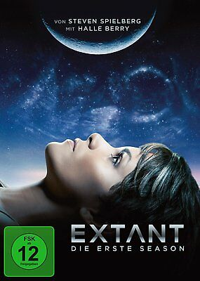 Extant - Die komplette Season/Staffel 1 (Halle Berry) # 4-DVD-BOX-NEU