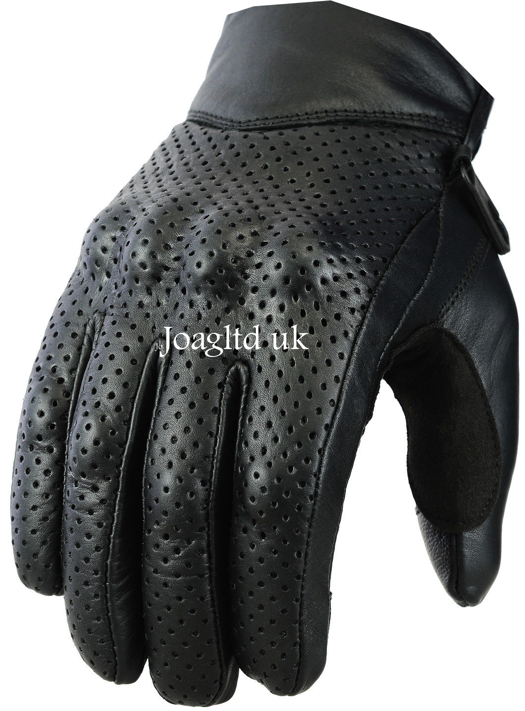 Leather driving gloves on ebay - Leather Motorbike Motorcycle Gloves Knuckle Shell Protection Vented Summer Touch