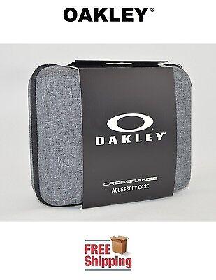 OAKLEY® SUNGLASSES EYEGLASSES CROSSRANGE CASE LARGE FOR FRAME / LENSES / TEMPLES