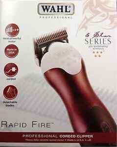 WAHL PROFESSIONAL FIVE STAR RAPID FIRE (AKA ACADEMY STINGER CLIPPER) *BNIB* *UK*