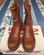 Safety Work Boots (Red Wing) made in USA Dungog Dungog Area Preview