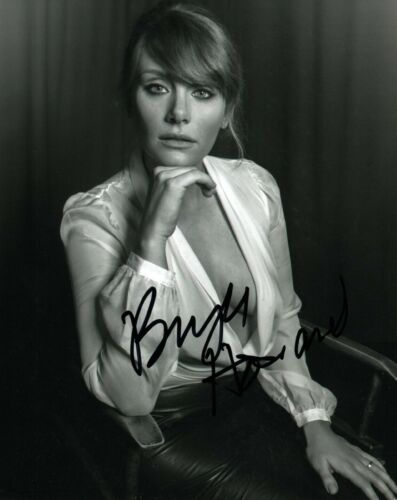 Bryce Dallas Howard Sexy Autographed Signed 8x10 Photo COA #C107