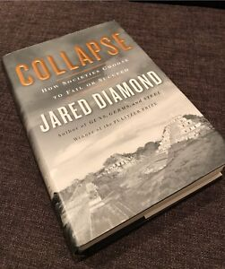 Collapse - by Jared Diamond