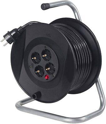 AS Schwabe 11104 - Carrete alargador de cable 25 m, diámetro de...