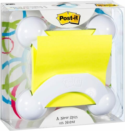 Post-it® Pop-up Note Dispenser with PINK notes