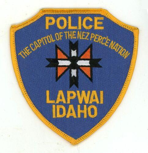 Nez Percé Nation Police Idaho
