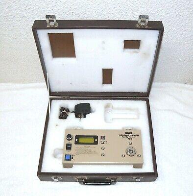 Hios H-100 Torque Meter Handy Tester