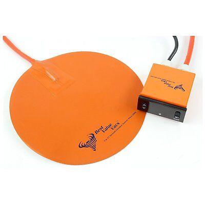 Best Value Vacs 9 Vacuum Chamber Digital Heat Pad