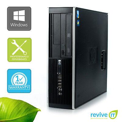 HP Pro 6000 SFF  E8400 3.00GHz 4GB 500GB Win 7 Pro 1 Yr Wty, usado comprar usado  Enviando para Brazil