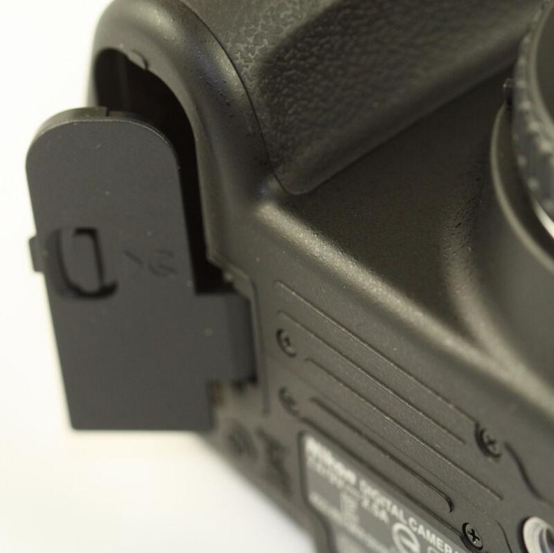 Replacement Battery Door Cover For  Nikon D5100  Digital SLR Camera Part