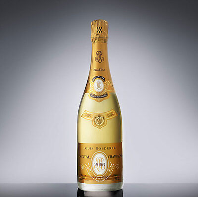 LOUIS ROEDERER CRISTAL CHAMPAGNE 2006 IN GIFT BOX 750ML