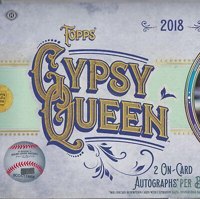 Complete Your Set 2019 2018 2017 Topps Gypsy Queen Baseball Lot You Pick 20 Card ()