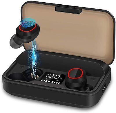 Wireless Earbuds Bluetooth 5.1, pendali TWS Wireless Headphones Earphone...