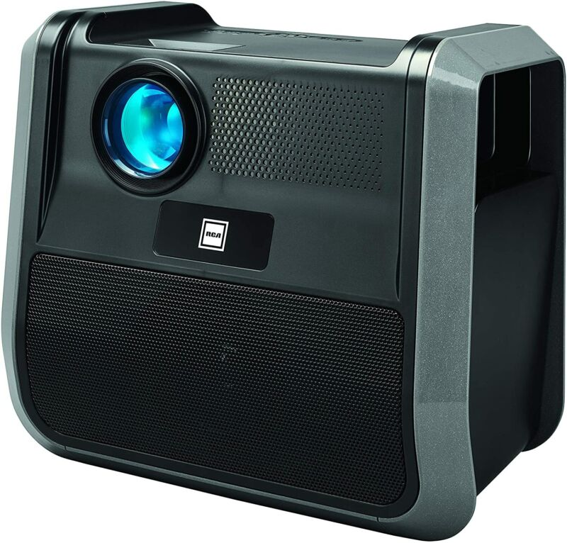 RCA  RPJ060 Portable 1080p Full HD  Bluetooth Home Theater Projector