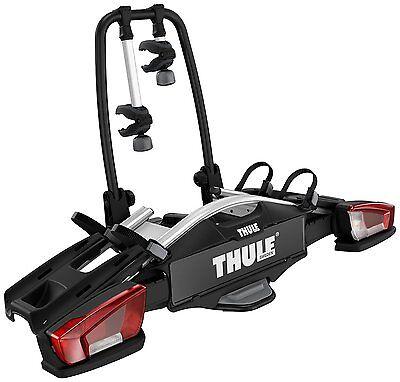 Thule 924001 Thule 924 VeloCompact 13pin Fahrräderträger Heckträger für AHK