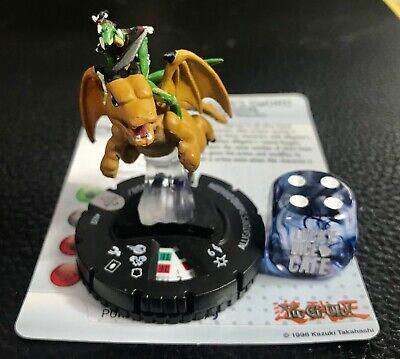 Usado, WizKids Heroclix YuGiOh! Series One Alligator's Sword Dragon Rare 032 segunda mano  Embacar hacia Mexico