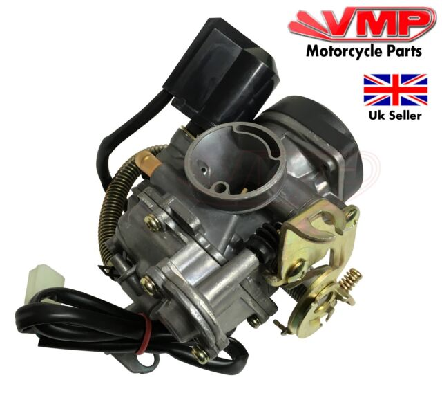 New Carburettor Carb and Auto Choke for Lexmoto FMR 50
