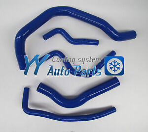 Honda-Integra-Civic-Type-R-DC2-EK9-Silicone-Radiator-Hose-5pcs-Blue