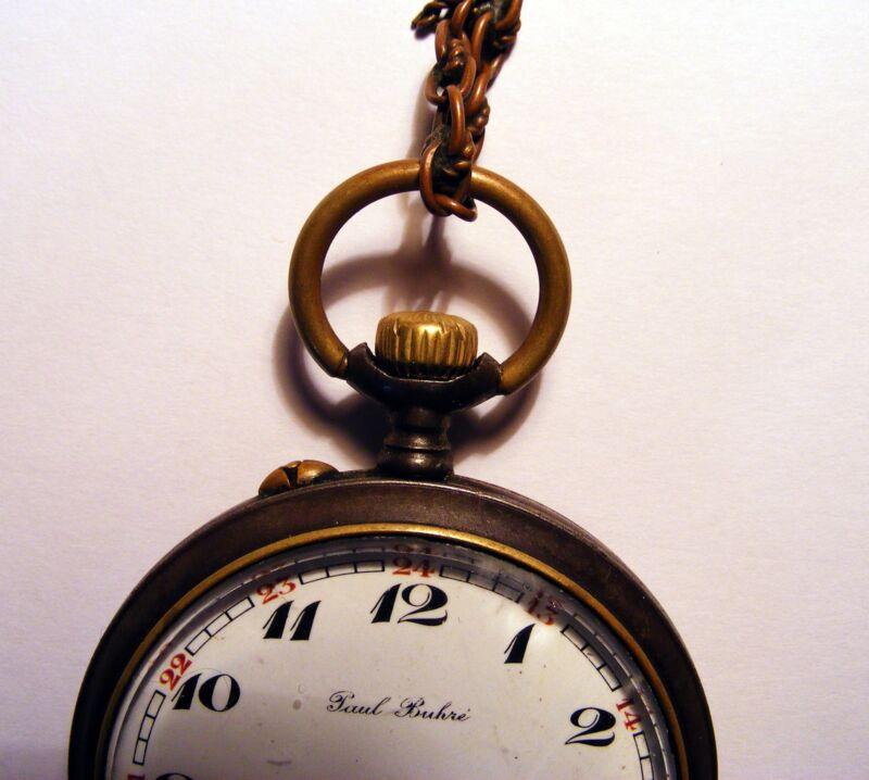 Часы павел буре стариные