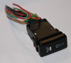 TOYOTA LIGHT SWITCH - Beacon Light - Suits HiLux , Pardo 120 , Land Cruiser 100
