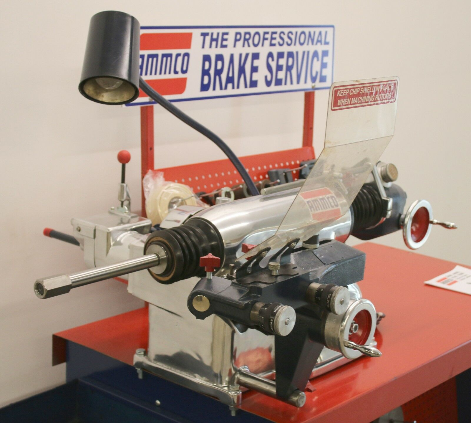 Brake Lathe Specialist