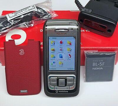 NOKIA E65 SLIDER-HANDY SMARTPHONE UNLOCKED BLUETOOTH KAMERA WLAN MP3 WIE NEU 3 Slider-handy