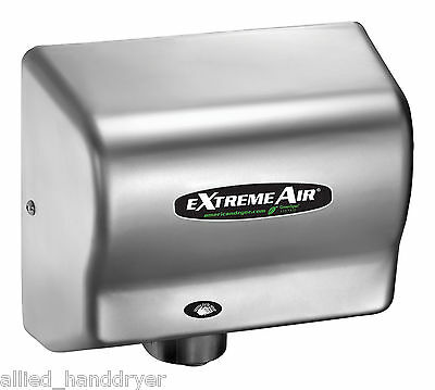 American Extremeair Gxt9-ss Automatic Surface Mount Stainless Steel Hand Dryer