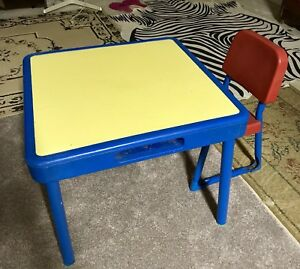 Fisher Price Kids Table and Chair