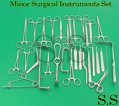 Minor Surgical Instruments Set Ds-990