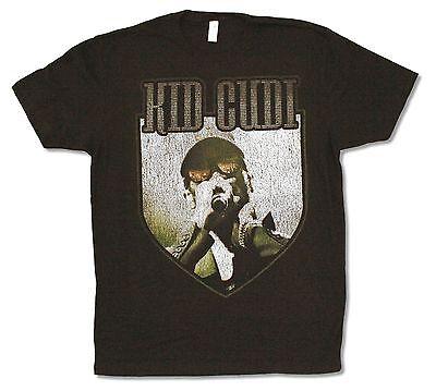 Kid Cudi Shades Tour 2011 Black T Shirt Large New Official Rap Hip (Kid Cudi Shades)