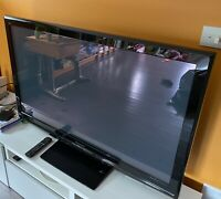 "Téléviseur 50"" au plasma Panasonic"