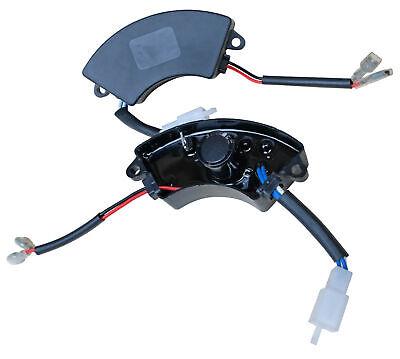 AVR-Regler für Stromgeneratoren 7 PS 1-Phase & 3-Phase 230V 1KW - 3KW von DeTec.