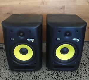 KRK Rokit 8 speakers Kings Beach Caloundra Area Preview