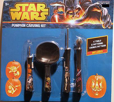 Star Wars Kürbis Schnitzen Set Werkzeugen Muster Halloween - Halloween Kürbis Muster