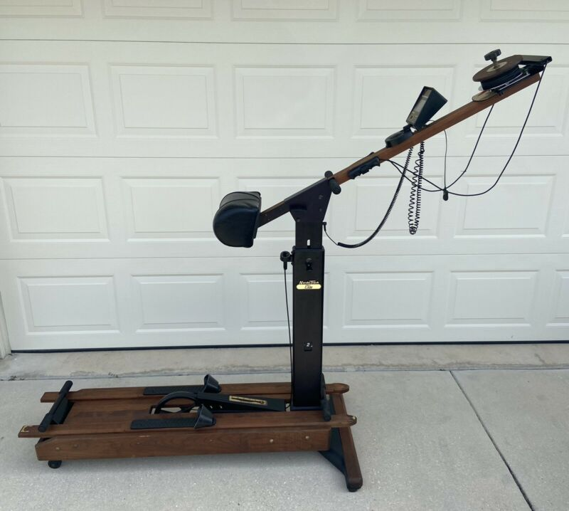 NORDIC TRACK / NORDICTRACK ELITE SKI MACHINE WITH MONITOR, CROSS COUNTRY