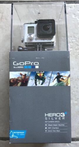 GoPro Camera HERO3+ Silver Bundle HD WiFi Remote Lowepro Inc