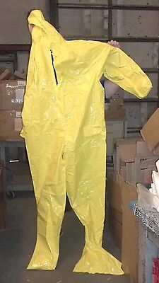 Frham Coverall Elastic Wrist Disposable Suitwalllap Sea 3xl Fs10126-3x Ppe 57