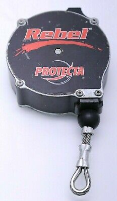Rebel Protecta Self Retracting Lifeline 11 Ft. 310 Lbs.