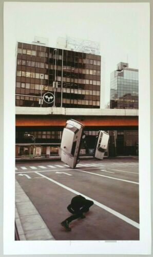 JEREMY GEDDES - LEVIATHAN Giclee Print Poster /300 NEW & MINT + Print Capsule