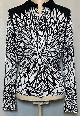 Joseph Ribkoff Womens Long Sleeve Blouse Top Size 12