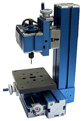 Mini Metal Drilling Machine Diy Tool Diy Machinery Power Tool Hobby Model Making