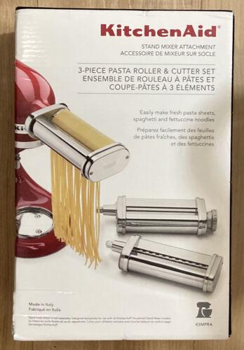 Genuine KitchenAid Stand Mixer Attachment 3 Piece Pasta Roll