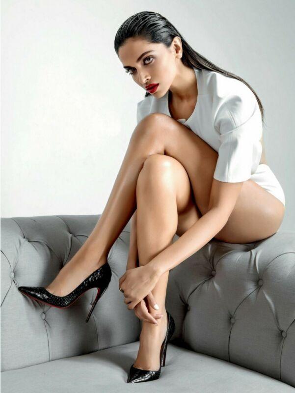 Deepika Padukone Wearing Her Legs 8x10 Picture Celebrity Print